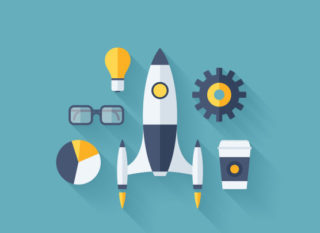 Rocket start-ups